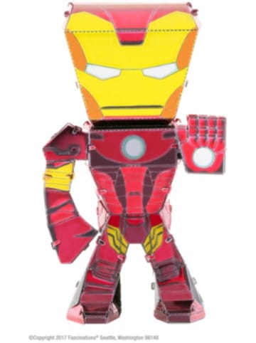 IRONMAN Metal Earth: Marvel Avengers Iron Man Mini