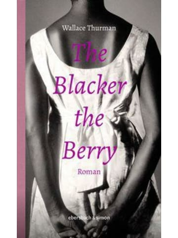 Ebersbach & Simon The Blacker the Berry | Roman