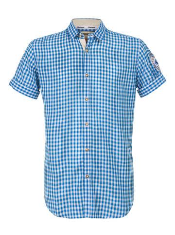 """Stockerpoint Hemd """"Connor"""" in azur"""