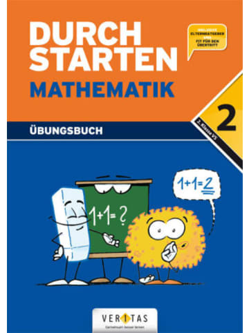 VERITAS Durchstarten - Mathematik - Neubearbeitung - 2. Schulstufe