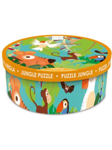 Scratch Puzzle Dschungel 100 Teile