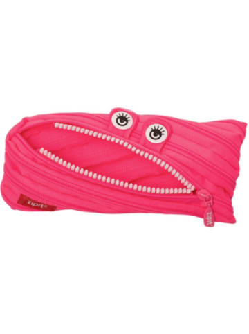 ZIPIT Schlamperetui Classic Monster Pouch Dazzling Pink