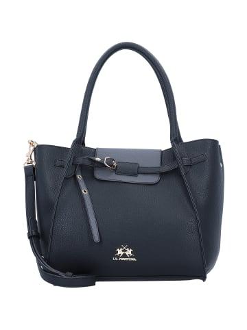 La Martina Belen Shopper Tasche 27 cm in nero