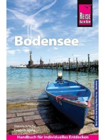 Reise Know-How Verlag Peter Rump Reise Know-How Reiseführer Bodensee