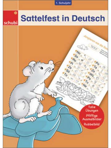 Westermann Lernspielverlag Sattelfest in Deutsch, 1. Schuljahr
