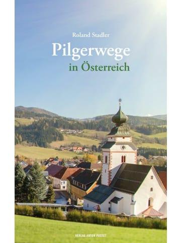 Verlag Anton Pustet Pilgerwege in Österreich