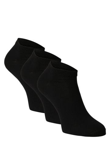 Nils Sundström Socken in schwarz