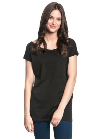 Nastrovje Potsdam T-Shirt Nastrovje Potsdam Loose Shirt in schwarz