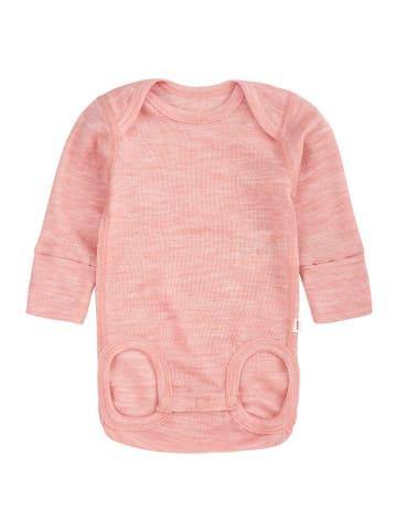 """Reima """" Baby Body Utu """" in Powder pink"""