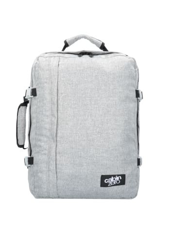 Cabinzero Classic 44L Cabin Backpack Rucksack 51 cm in ice grey