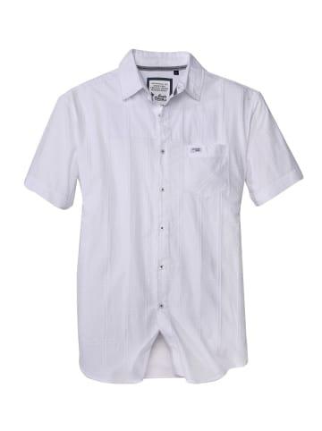 Eagle No. 7 Langarmhemd in weiß