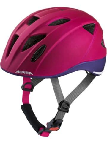 Alpina Fahrradhelm Ximo LE deeprose-violet