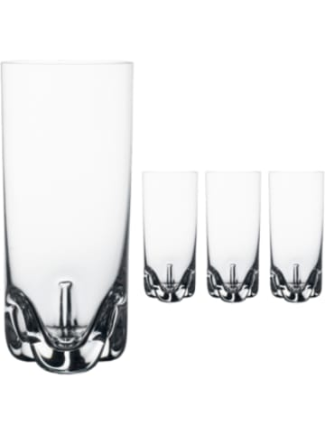 "BOHEMIA Selection 4er-Set Universal Trinkglas ""Bar Trio"" 300ml"