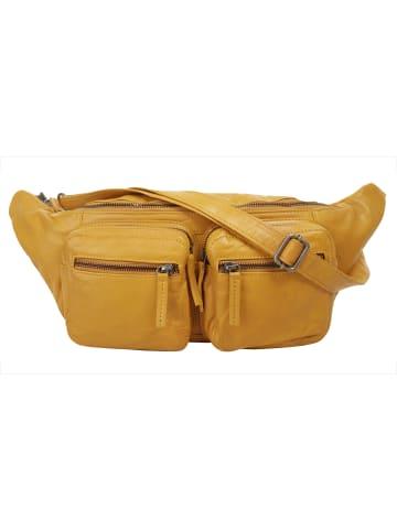 WouWou Gürteltasche in gelb