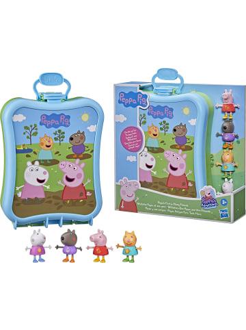 Hasbro Peppa Pig Peppa's Adventures Mitnehm-Box Peppa und ihre Freunde Spielzeug,...