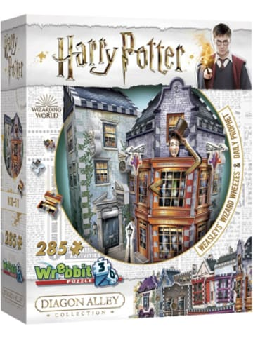 Wrebbit Weasleys zauberhafte Schätze und Tagesprophet