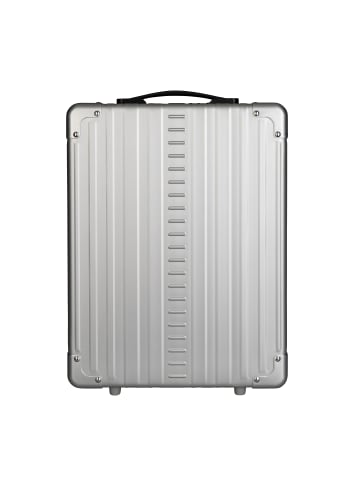 Aleon Hybrid Rucksack 42 cm Laptopfach in platinum