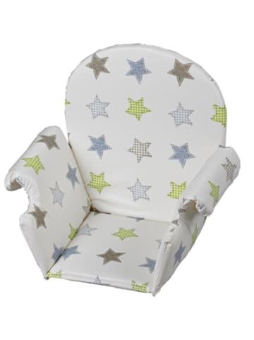 Geuther Sitzverkleinerer de Luxe für Hochstühle, Folie, Sterne