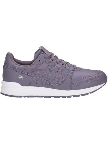 Asics Sneaker Sneakers Low in Lila
