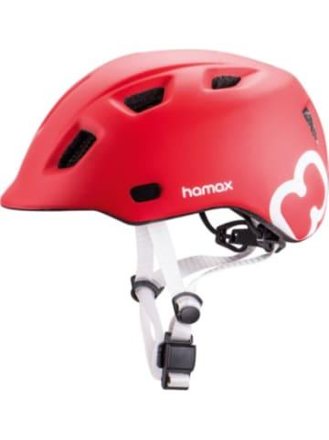 Hamax Fahrradhelm Thundercap RED/WHITE 52-57 cm