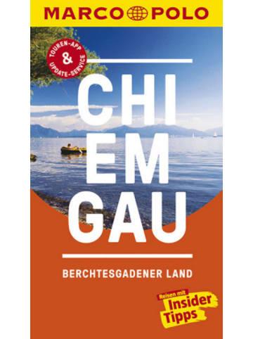 Mairdumont Reiseführer Chiemgau, Berchtesgadener Land