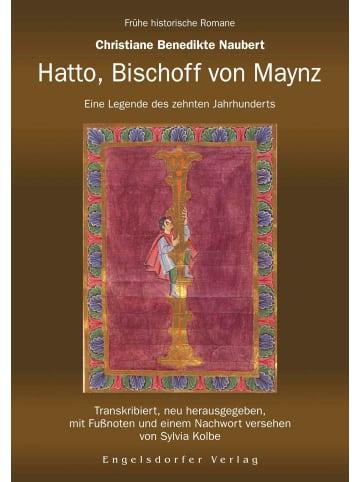 Engelsdorfer Verlag Hatto, Bischoff von Maynz. Eine Legende des zehnten Jahrhunderts. |...