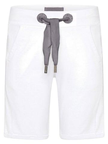 ELBSAND Shorts ES_Brinjana in Weiß