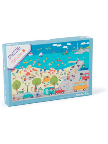 Moulin Roty Puzzle Am Meer, 150 Teile