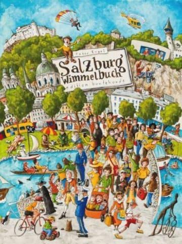 Ed. Buntehunde Salzburg Wimmelbuch
