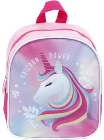 Zaska Kinderrucksack Unicorn Power