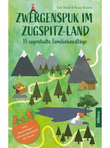 Buch & Media Zwergenspuk im Zugspitz-Land | 15 sagenhafte Familienausfüge