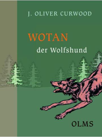 Olms Wotan, der Wolfshund