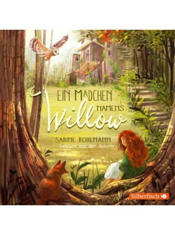 Silberfisch Verlag Hörbuch Ein Mädchen namens Willow, Audio-CD