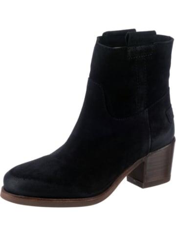 Shabbies Amsterdam Shs0254 Ankle Boot Waxed Suede Klassische Stiefeletten