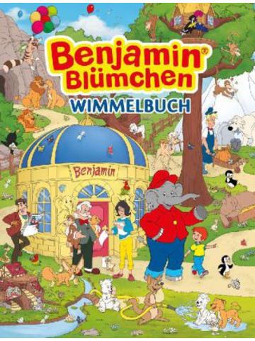 Wimmelbuchverlag Benjamin Blümchen Wimmelbuch
