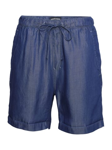 Chiemsee Chino-Shorts in Black Iris