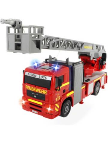 Dickie Feuerwehr mit Wasserspritze, Licht & Sound