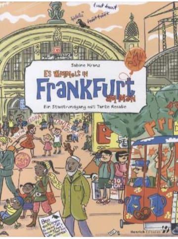Henrich Editionen Es wimmelt in Frankfurt am Main