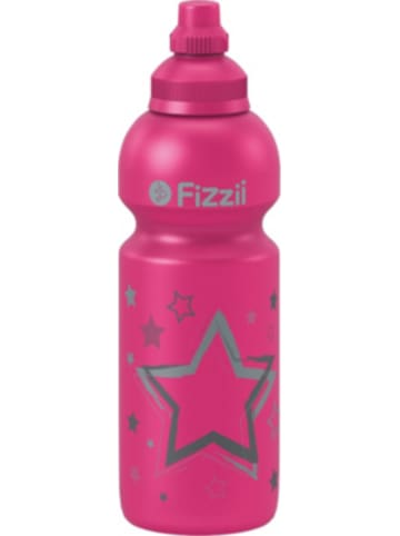 Fizzii Trinkflasche Sterne, 600 ml