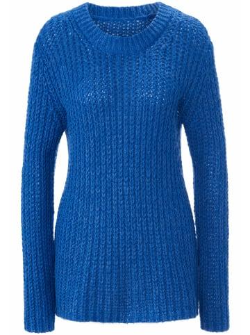 MYBC Pullover cotton in royalblau