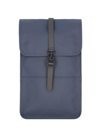 RAINS Rucksack 48 cm Laptopfach in blue