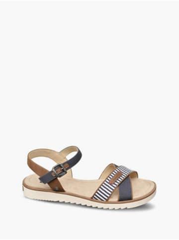 Bench Sandale blau