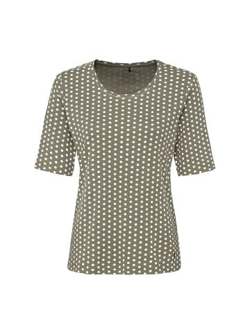 Olsen T-Shirt in Khaki Green