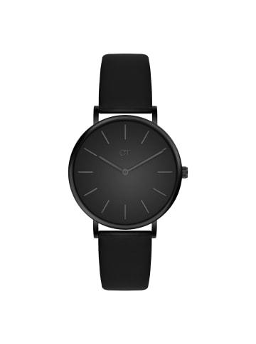 Cool Time Armbanduhr CT-T-W003-BL004 in schwarz / schwarz