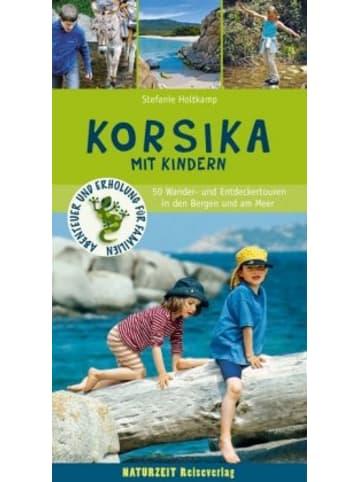 Naturzeit Reiseverlag Korsika mit Kindern