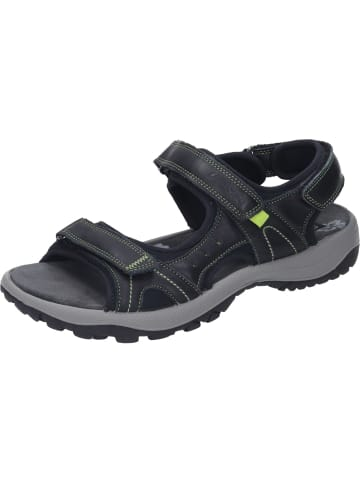 Manitu Outdoor-Sandalen in schwarz