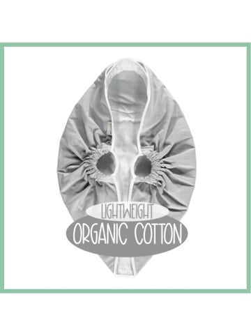 Snugglebundl Snugglebundl Baby Haze leichtes Babytragetuch aus Bio-Baumwolle