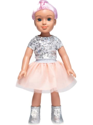 I'm a Girly I'm a Wow - Puppe AVA 35 cm, Farbwechsel + Ballerina-Outfit