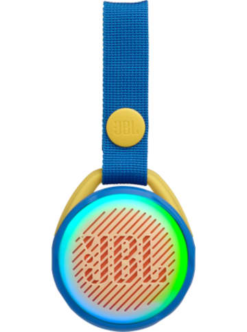 JBL  Tragbarer Lautsprecher Junior Pop, blau