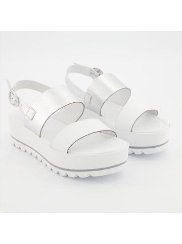 Nero Giardini Sandalen in weiß